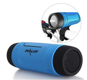 Multi-function Bluetooth Speaker Zealot S1